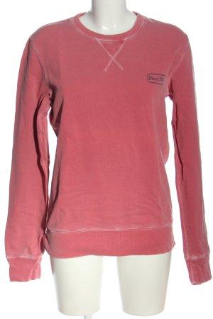 Marc O'Polo Sweatshirt rose style décontracté