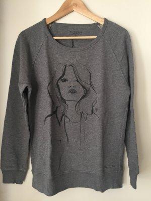 Marc O'Polo Sweatshirt grau Gr. S Organic Garance Doré Neu mit Etikett limitierte Edition