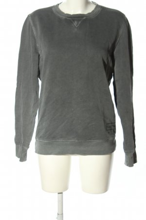 Marc O'Polo Sweatshirt hellgrau Casual-Look