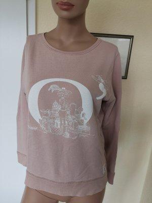 MARC O'POLO Sweatshirt Pullover puderrosa Organic Cotton Gr. S