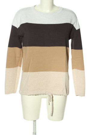 Marc O'Polo Sweatshirt Allover-Druck Casual-Look