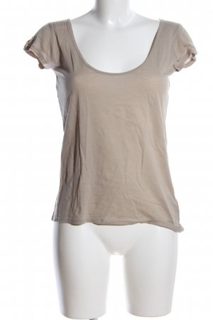 Marc O'Polo T-Shirt creme Casual-Look