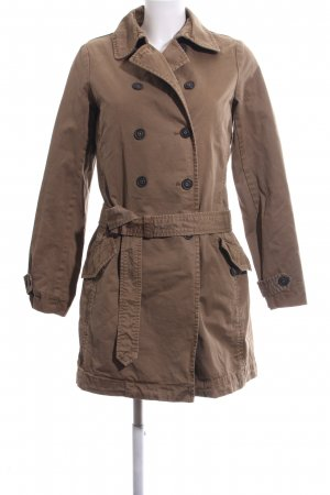 Marc O'Polo Trenchcoat braun Casual-Look