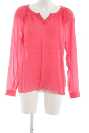Marc O'Polo Tunikabluse pink Casual-Look