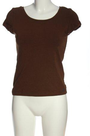 Marc O'Polo Boothalsshirt khaki elegant