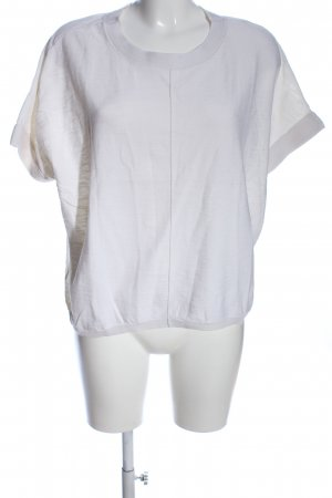 Marc O'Polo Oversized Shirt weiß Casual-Look