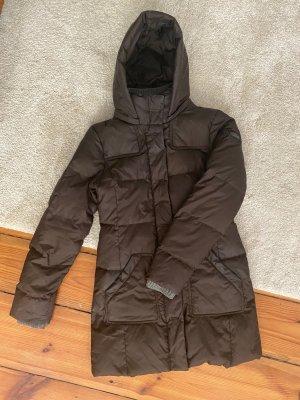 Marc O'Polo Gewatteerde jas donkerbruin-grijs