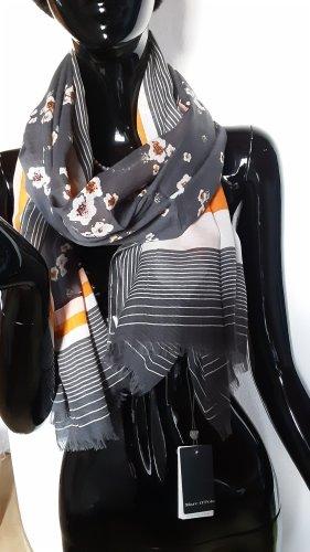 Marc O'Polo Bufanda de flecos multicolor modal