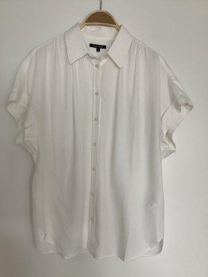 Marc O Polo, weiße Bluse, Viskose, Gr. 36, neu