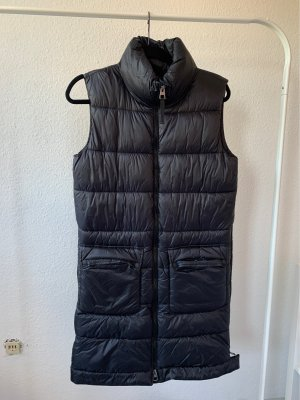 Marc O'Polo Quilted Gilet black