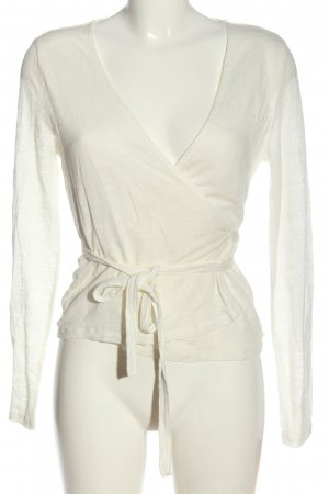 Marc O'Polo Wraparound Blouse white casual look