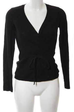 Marc O'Polo Wraparound Jacket black business style