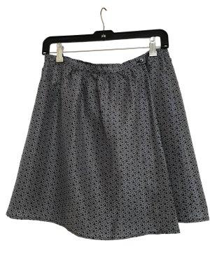 Marc O'Polo Kopertowa spódnica jasnoszary-czarny Na całej powierzchni