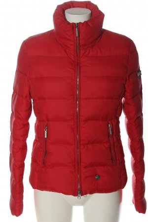 Marc O'Polo Winter Jacket red quilting pattern casual look
