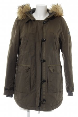 Marc O'Polo Winterjacke mehrfarbig Casual-Look