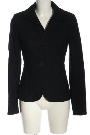 Marc O'Polo Blazer in lana nero stile casual