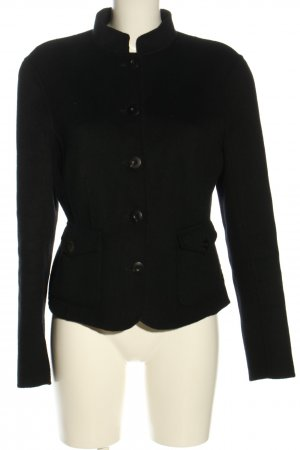 Marc O'Polo Woll-Blazer schwarz Business-Look