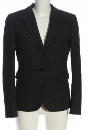 Marc O'Polo Woll-Blazer hellgrau Business-Look