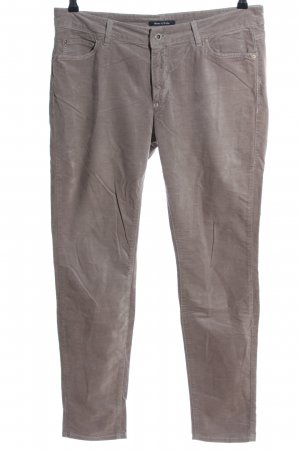 Marc O'Polo Low-Rise Trousers brown casual look