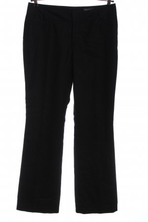 Marc O'Polo Woolen Trousers black business style