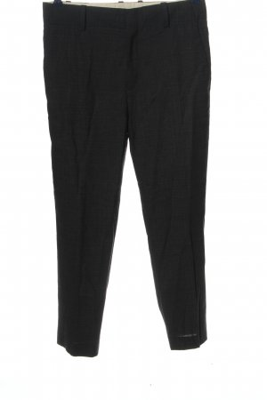 Marc O'Polo Wollen broek zwart zakelijke stijl