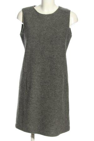Marc O'Polo Wełniana sukienka jasnoszary W stylu casual