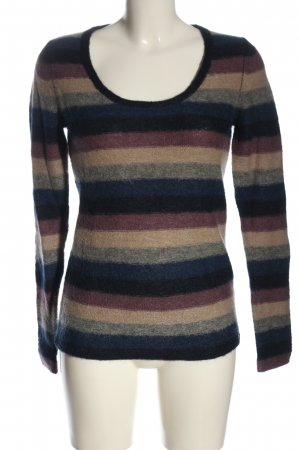 Marc O'Polo Wool Sweater striped pattern casual look