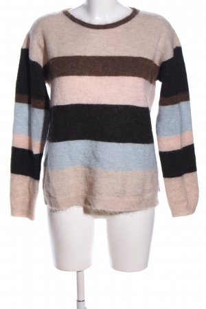 Marc O'Polo Wollpullover Allover-Druck Casual-Look