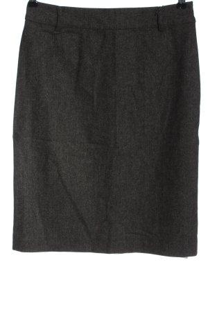 Marc O'Polo Gonna di lana nero stile professionale