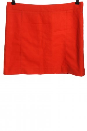 Marc O'Polo Wool Skirt red