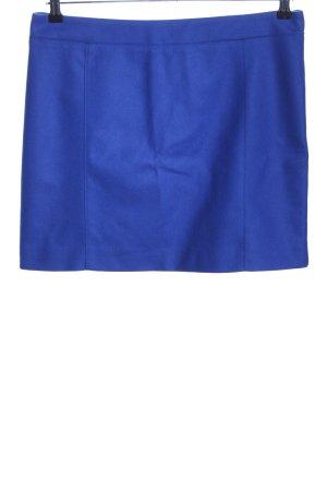 Marc O'Polo Wollrock blau Business-Look