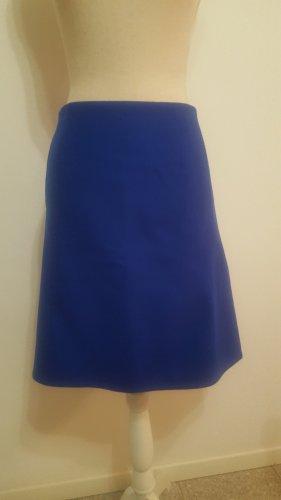 Marc O'Polo Wełniana spódnica niebieski