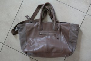 Campus by Marc O'Polo Handbag light brown-bronze-colored