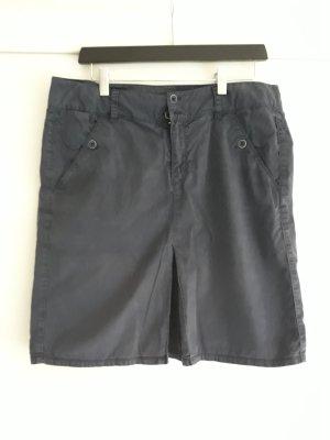 Marc O'Polo Mini rok donkerblauw