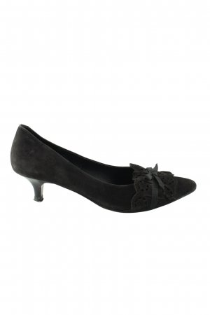 MARC Spitz-Pumps schwarz Casual-Look