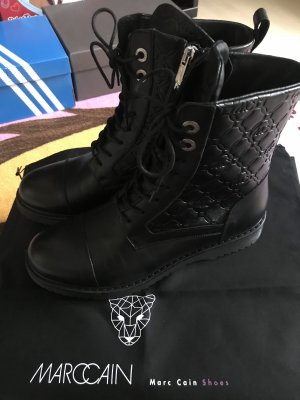 MARCCAIN Ankle Boots black