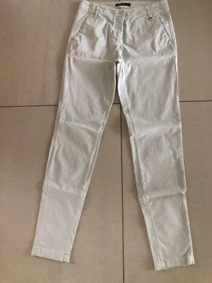 MARCCAIN Pantalone chino verde-grigio-grigio chiaro
