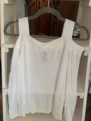 Marc Cain Top cut out blanco