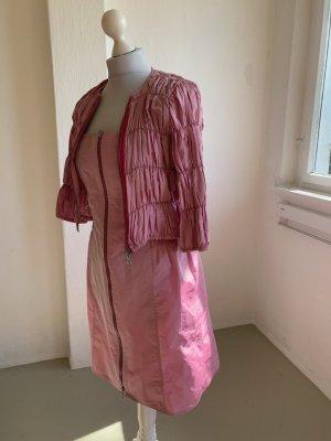 MarcCain Ensemble Vintage 90er Jahre (Kleid mit Jäckchen), Pink