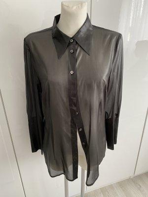 MARCCAIN Blusa brillante nero