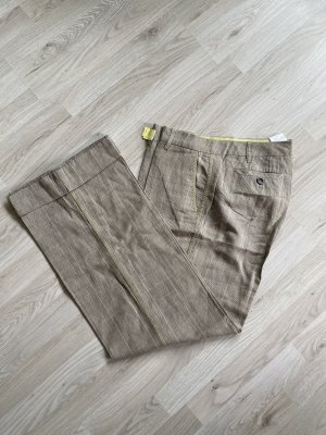 MARCCAIN Pantalone Marlene beige-marrone-grigio