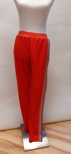 MARCCAIN Woolen Trousers red