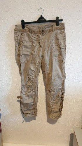 Marc Cain 7/8-broek beige Katoen