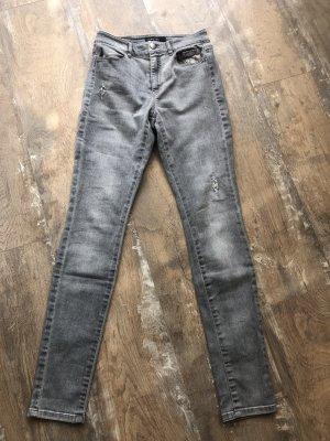 MARCCAIN Jeans elasticizzati grigio