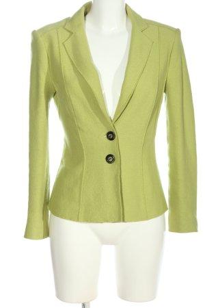 MARCCAIN Kurz-Blazer grün Casual-Look