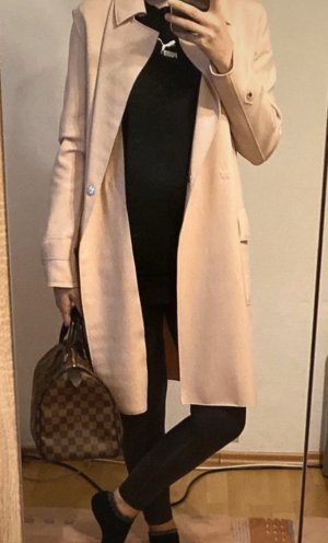 Marciano Quilted Coat light pink