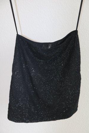 MARCCAIN Spódnica ze stretchu czarny
