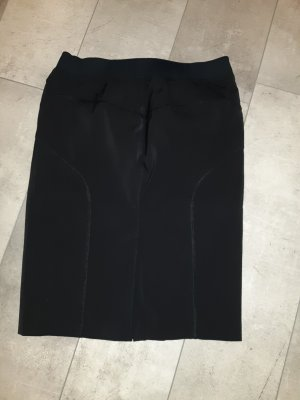 MARCCAIN Falda stretch negro