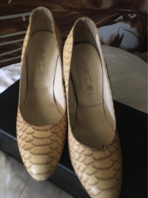 Marccain Schuhe beige