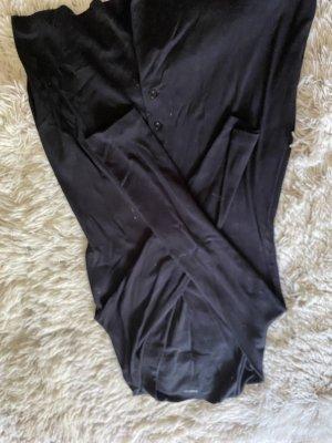 Marc Cain Chaqueta estilo camisa negro